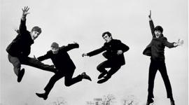 Beatles Studio Albums timeline