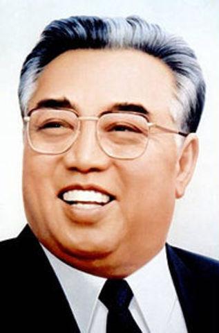 Kim Il Sung (North Korea)