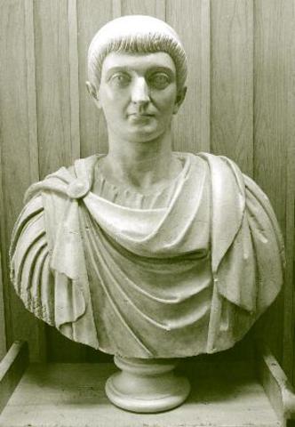 Constantine Was Ruler