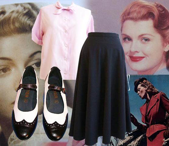 kjolar och klänningar