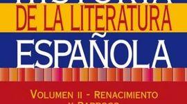 Literatura española timeline