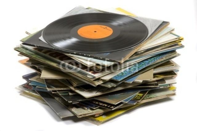 Introduction du disque 33 tours sur le marché