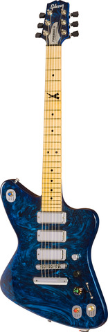 Gibson invents the Firebird X