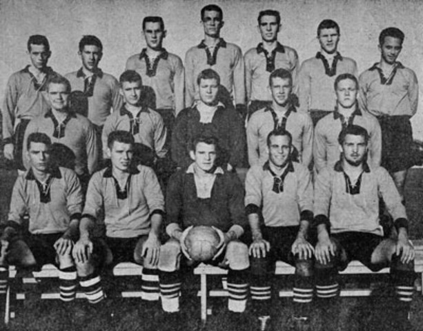 First Soccer Teams