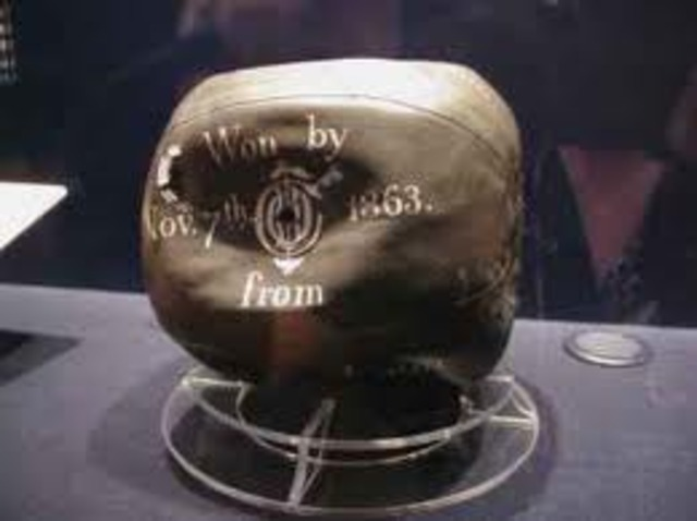 Oldest Remaining Ball