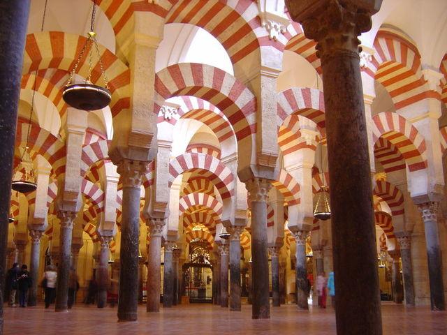 Creació del Califat Omeia de Còrdoba