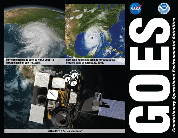 GOES-13 Satellite Fails