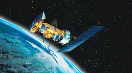History of Weather Satellites timeline
