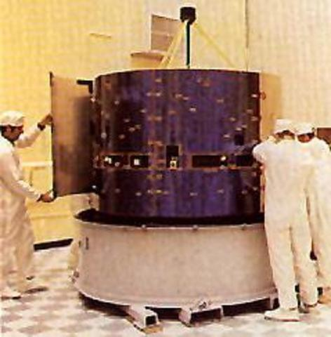 SMS-1 Launched