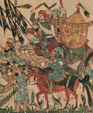 Fin del Califat de Córdova