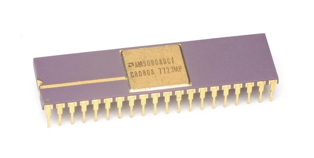 Procesador AMD 8080A