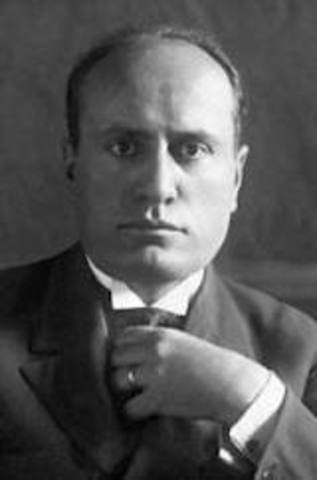 benito mussolini essay founding father of Benito mussolini had a passion for politics in june 1902, mussolini went to switzerland and got involved with some italian socialists and got a job as a brick layer and joined the trade union when he had suggested the very revolutionary idea for a general strike, he got expelled from switzerland in 1903.