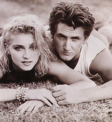 Madonna married Sean Penn