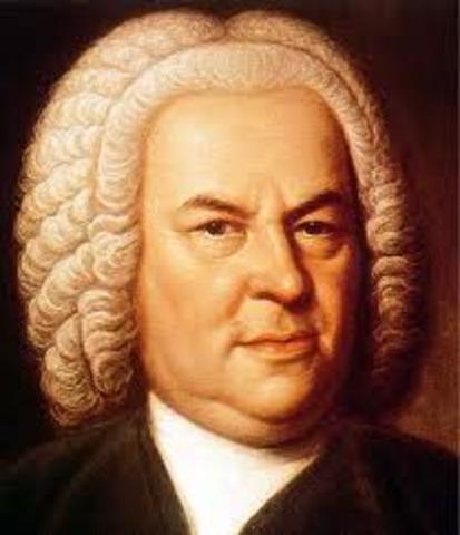 J. S. Bach (1685-1750)