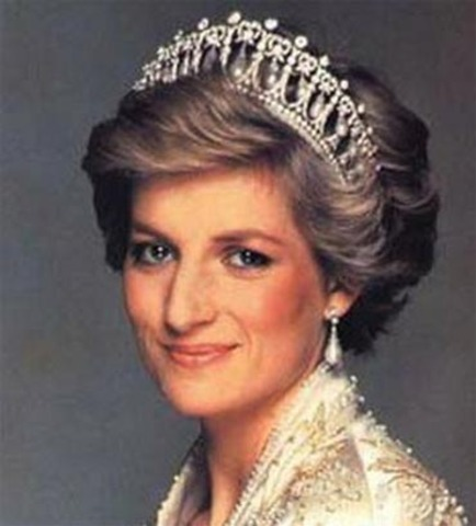 La princesse de Galles
