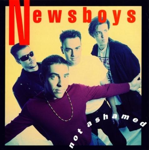 The Newsboys release Not Ashamed
