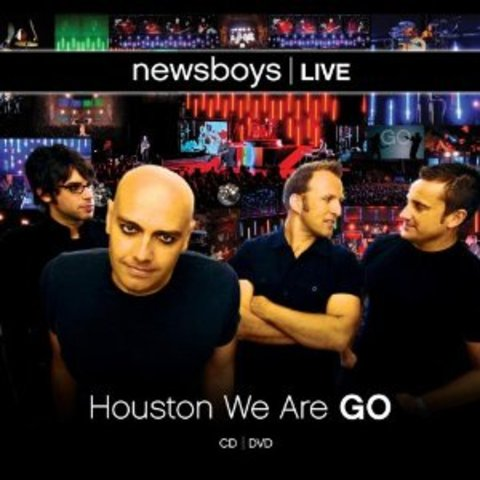 The Newsboys release Newsboys Live: Houston We Are GO