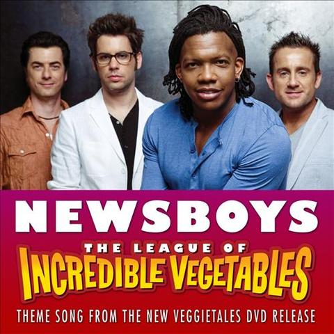The Newsboys release The League of Incredible Vegetables