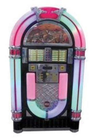 Round-Topped Jukebox