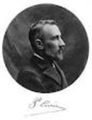 The tragic death of Pierre Curie.