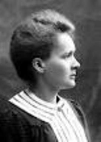 She was appointed Director of the Curie Laboratory in the Radium Institute of the University of Paris.