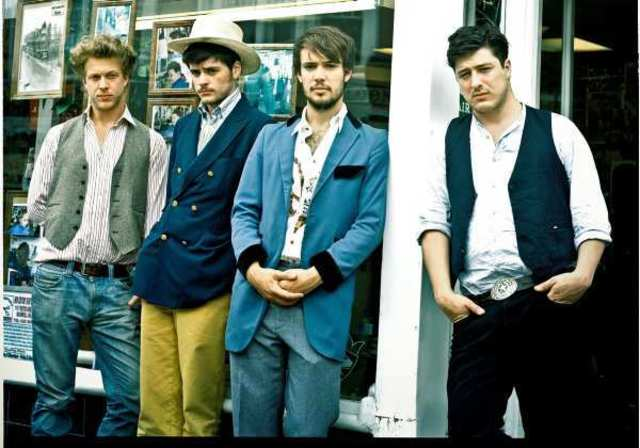 Mumford and sons- The cave