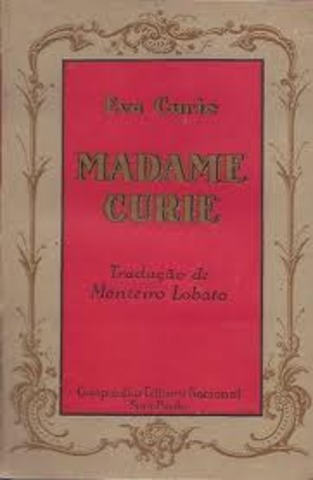 Eve wrote a famous biography of her mother, Madame Curie.