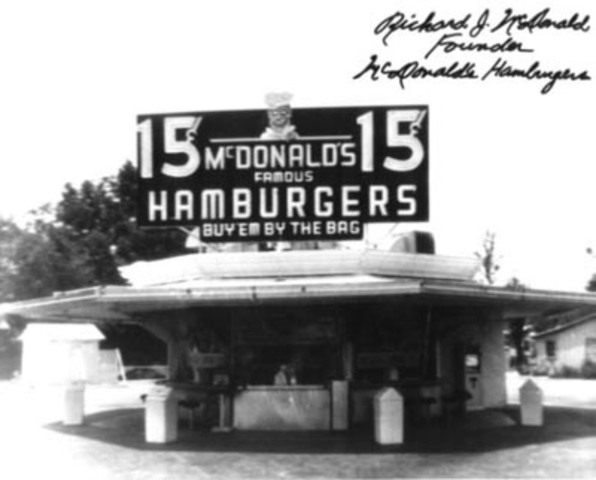 the very first resturant