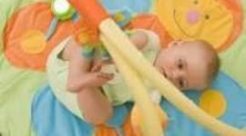 Child Development Year One: Perceptual Development  timeline