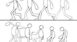 2D Animation timeline