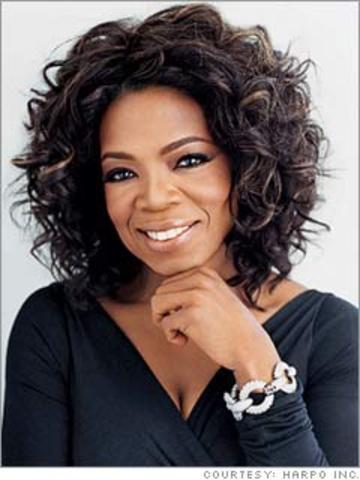 « The Oprah Winfrey Show » devient le talk show le plus regardé des états unis.