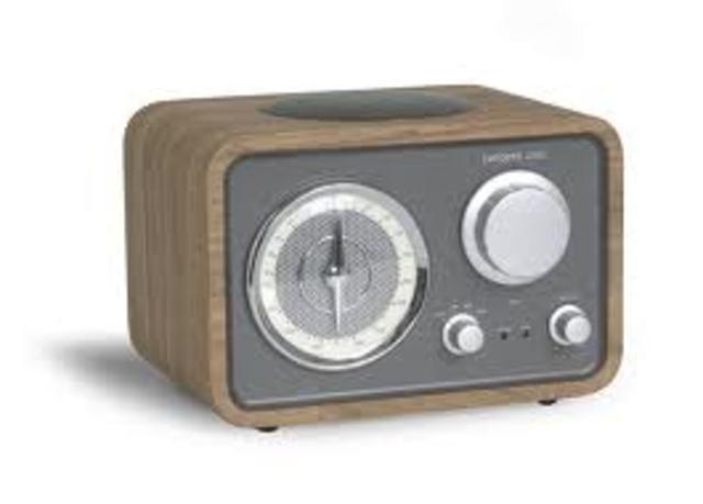 FM RADIO PATENT