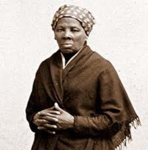 Harriet Tubman In Color