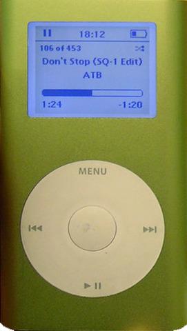 IPOD mini - primera generacion