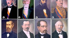 los 10 ultimos presidentes de colombia  timeline