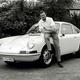 Ferdinand alexander porsche and original 911