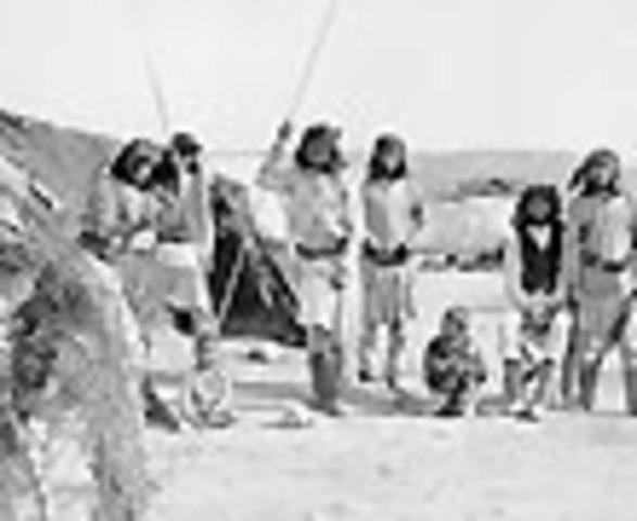 Native American Timeline | Timetoast timelines