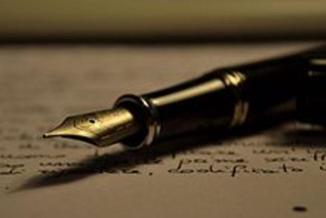 The dip pen