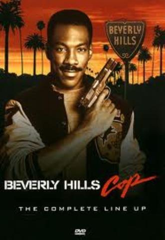 Snuten i Hollywood