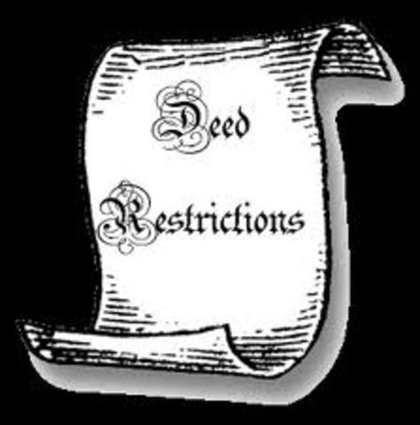 Abolishment of property restrictions