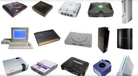 """FOT 3A Chris m. """"History of Gaming Consoles"""" timeline"""