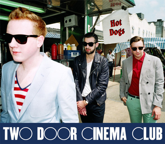 Two Door Cinema CLub's NEW Alubm Beacon