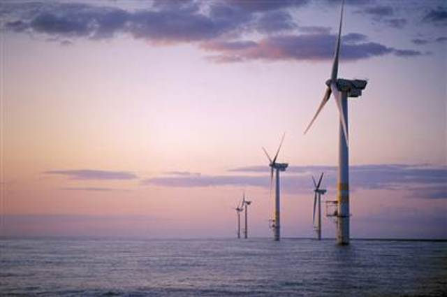 Modern Day Offshore Wind Farms