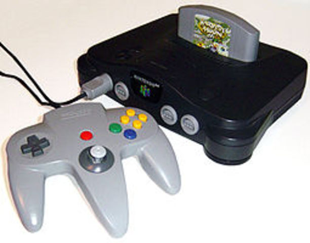 Nintendo 64 hits the market