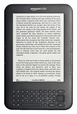 The Kindle is Released