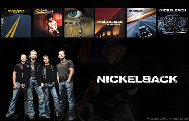 Nickelback Formed