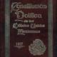 427px portada original de la constitucion mexicana de 1917