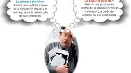 Educación virtual: Fortalezas y debilidades - Postura A FAVOR timeline