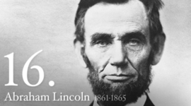 A Little History on Abraham Lincoln  timeline