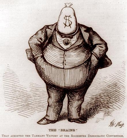 Thomas Nast's Campaign Against Boss Tweed